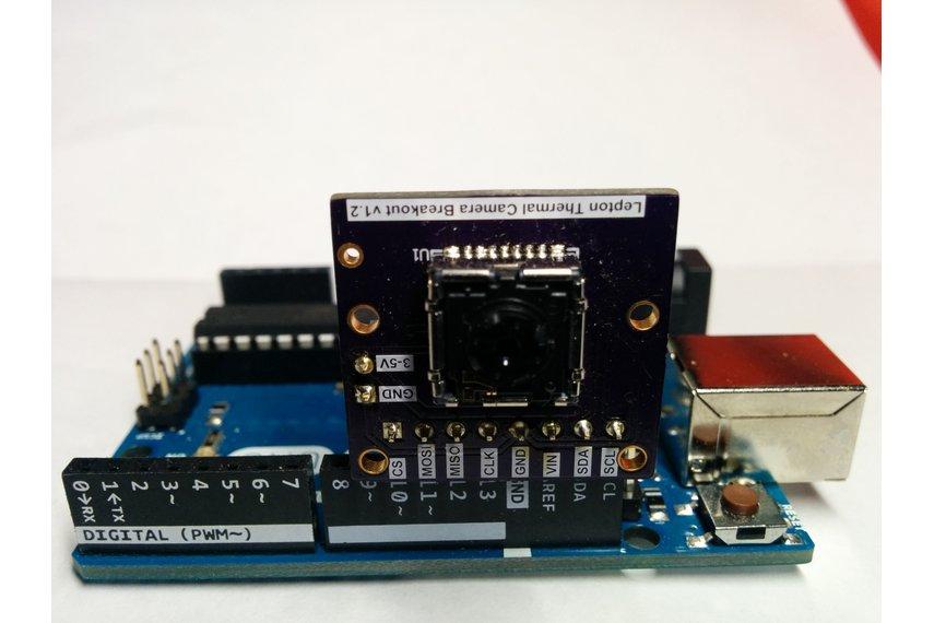 Flir Lepton Thermal Camera Breakout