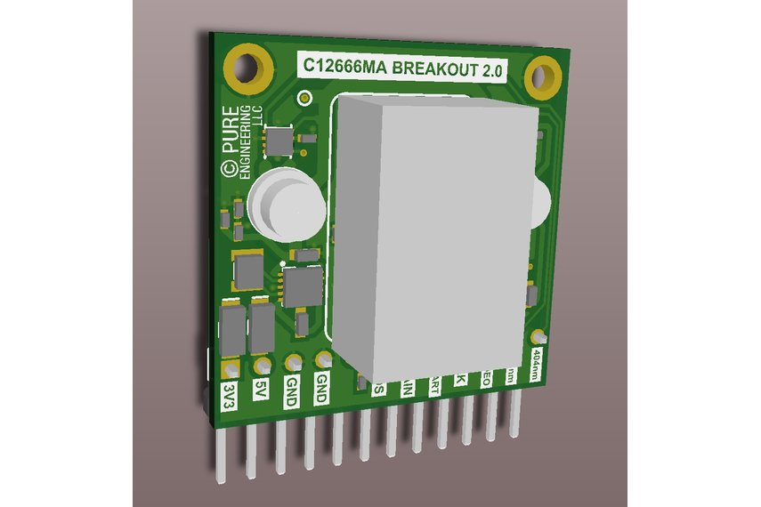 C12666MA Micro-Spectrometer