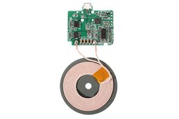 Wireless Coil Charger Circuit Board For Cell Phone