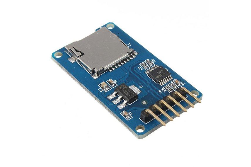 MicroSD Card Problem