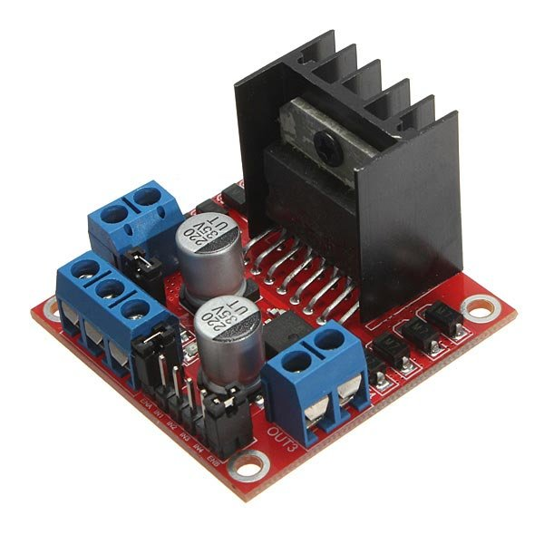 L298n dual h bridge dc stepper motor driver module for Dc stepper motor working