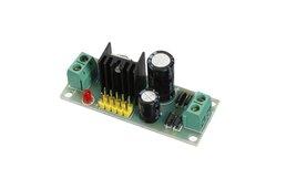 L7805 LM7805 Three Terminal Voltage Regulator Module For Arduino