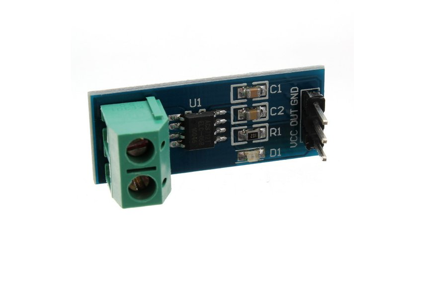 Current Sensor Module For Arduino