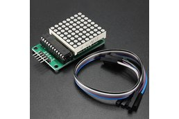 Dot Matrix LED Display Kit For Arduino