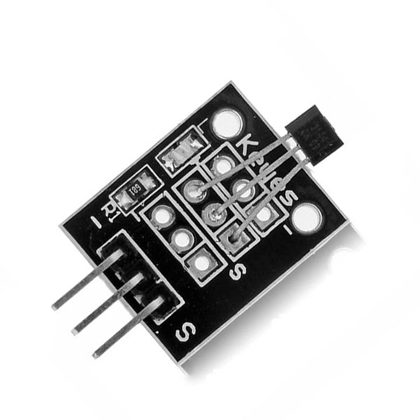 Hall Effect Magnetic Sensor Module Dc 5v For Arduino From