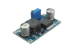 Adjustable Step Up Power Supply