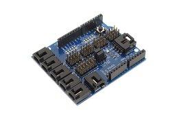 UNO Duemilanove Sensor Shield V4 Digital Analog Module For Arduino