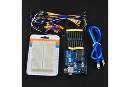 DIY Basic Starter Kit for Arduino Projects