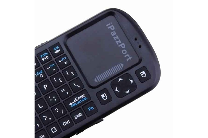iPazzport 2.4G Mini Wireless 81 Key Keyboard