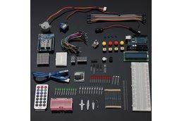 UNO R3 Starter Kit 4 x 4 Keypad LCD1602 Servo