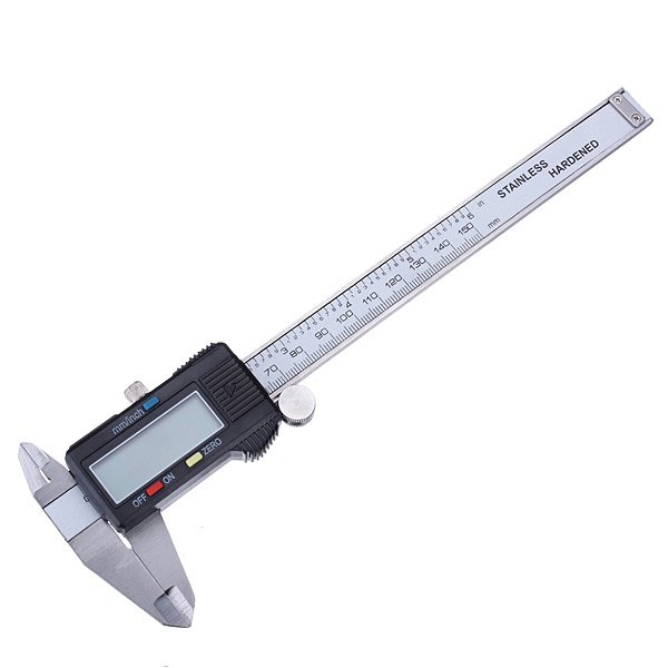 6 Inch 150mm Electronic Mini Digital Calipers From Mmm999