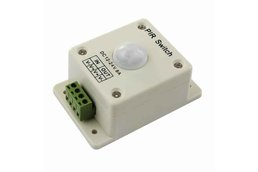 12V-24V infrared PIR Motion Sensor Switch Controll