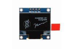 Geekcreit® 0.96 Inch 4Pin White IIC I2C OLED