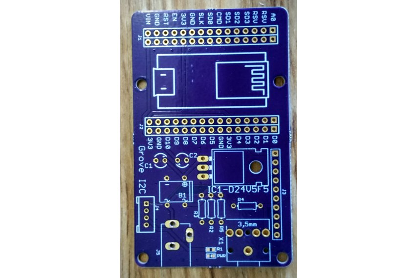 NodeMCU Energy Monitor (PCB/Kit)