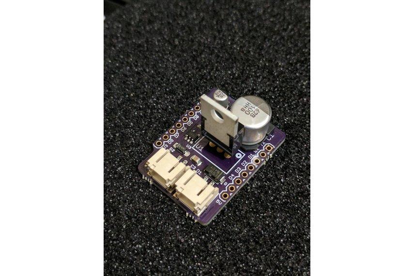 Wemos D1 Mini Power Shield