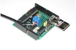 RFX 328p dev/dep board w/ nRF24L01+ headers (Kit)