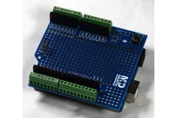 Screw-Block Proto-Shield for Arduino, Master