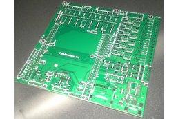 Frankenstein DIY ECU board rev 0.11 bare PCB