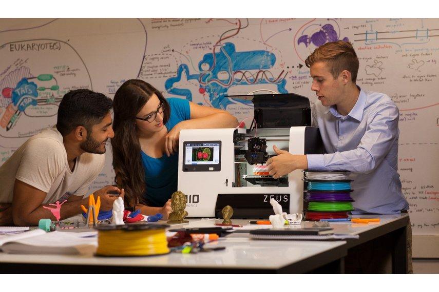 ZEUS 3D Printer/Editor/Scanner