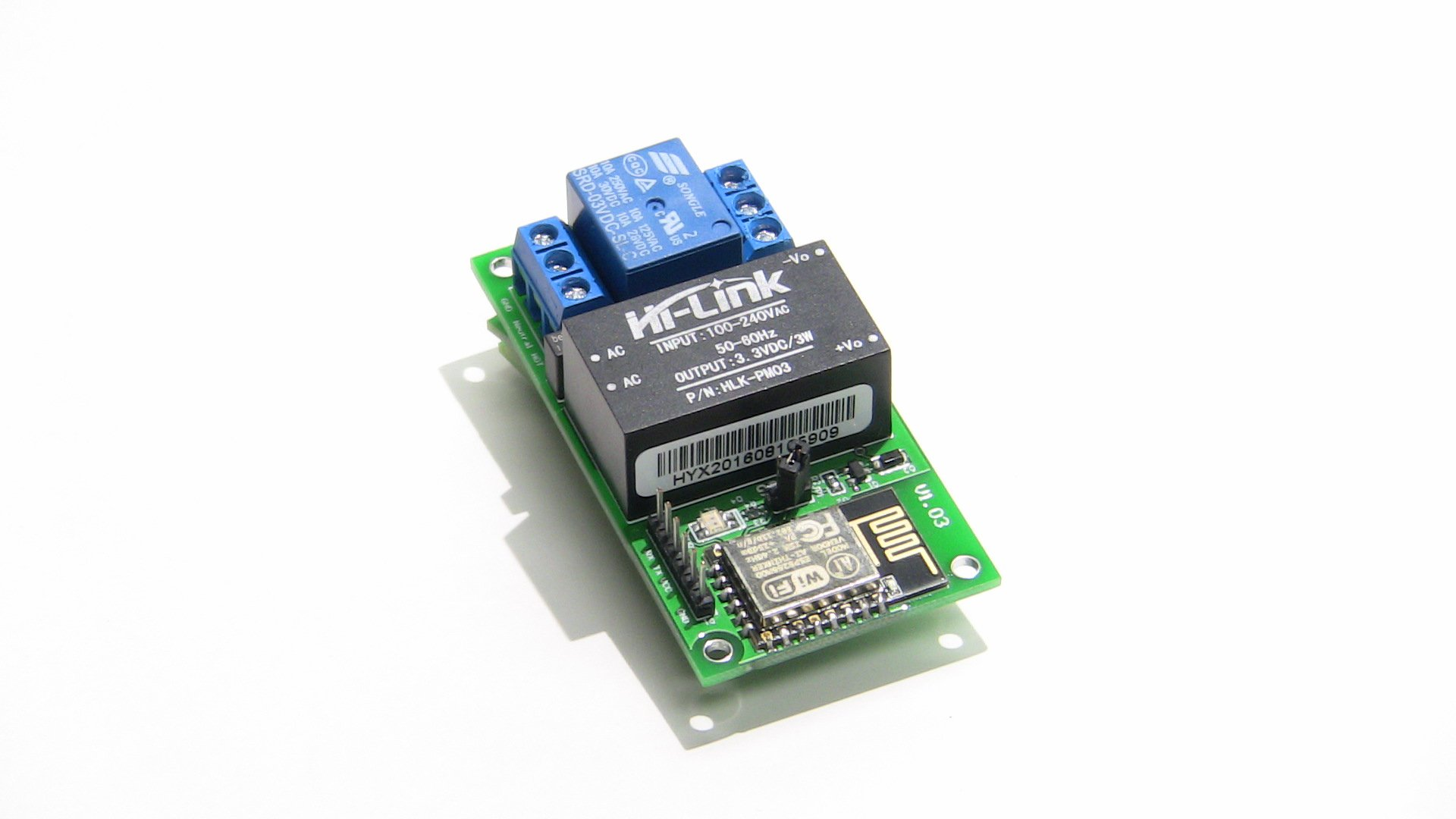 esp8266 how to use a relay