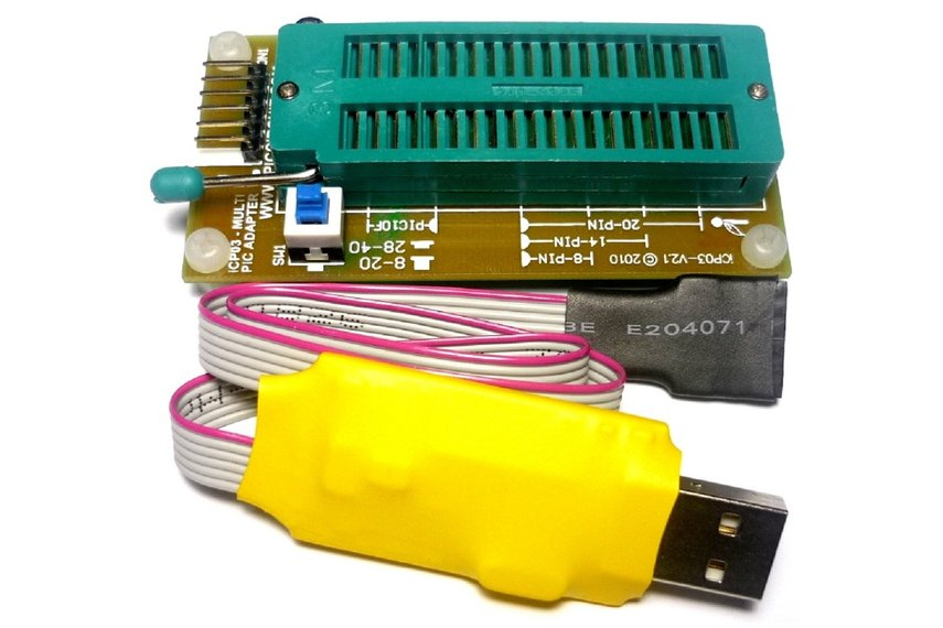 Eeprom Programmer Circuit I2c Eeprom Reader Programmer