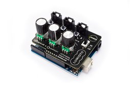 Lumioto - LED Prototyping Shield for Arduino