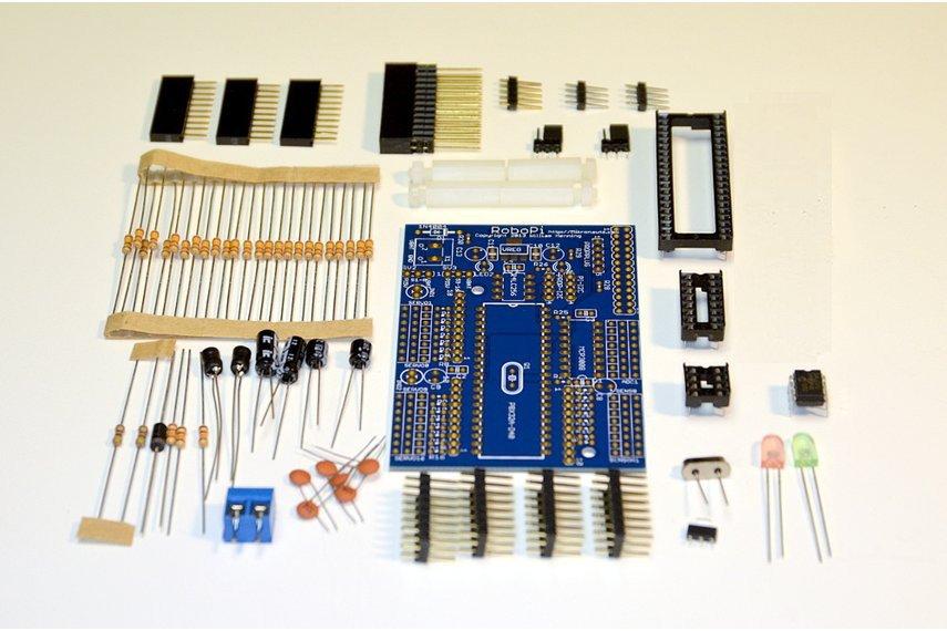 RoboPi Advanced Robot Controller Lite KIT