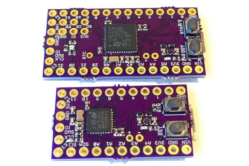 Ladybug STM32L432 Development Board