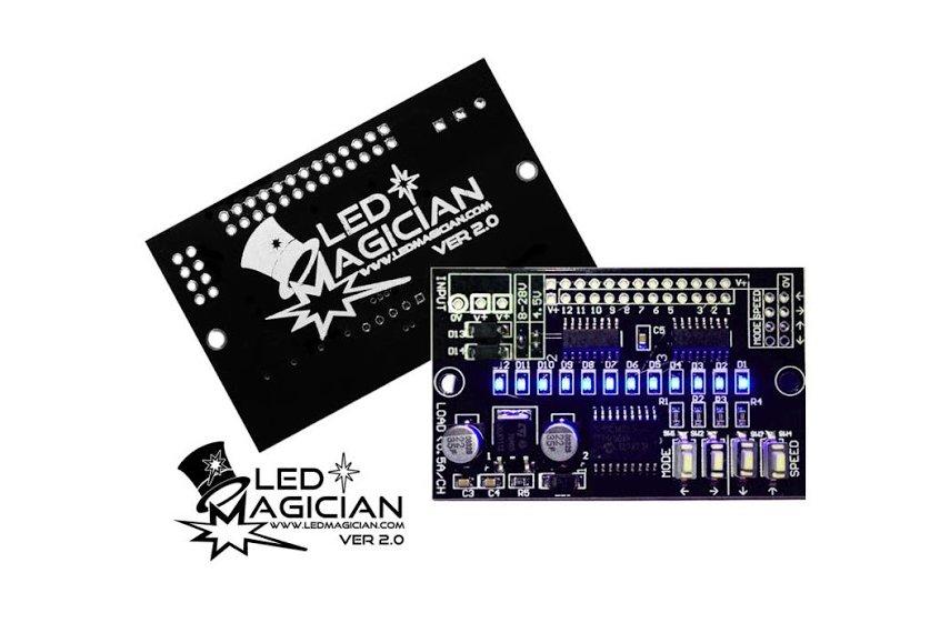 The LED Magician V2