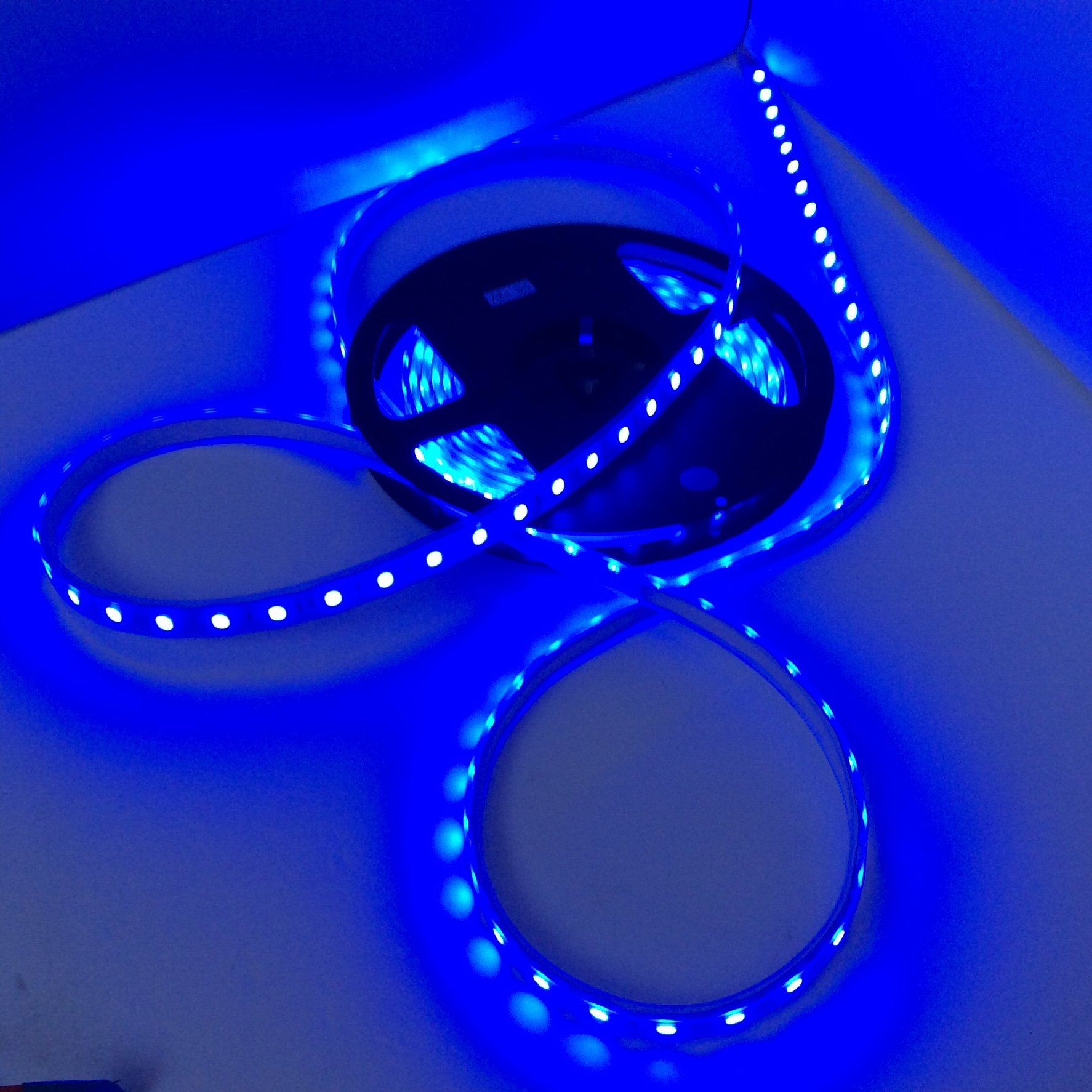 5m led strips from scshell on tindie. Black Bedroom Furniture Sets. Home Design Ideas