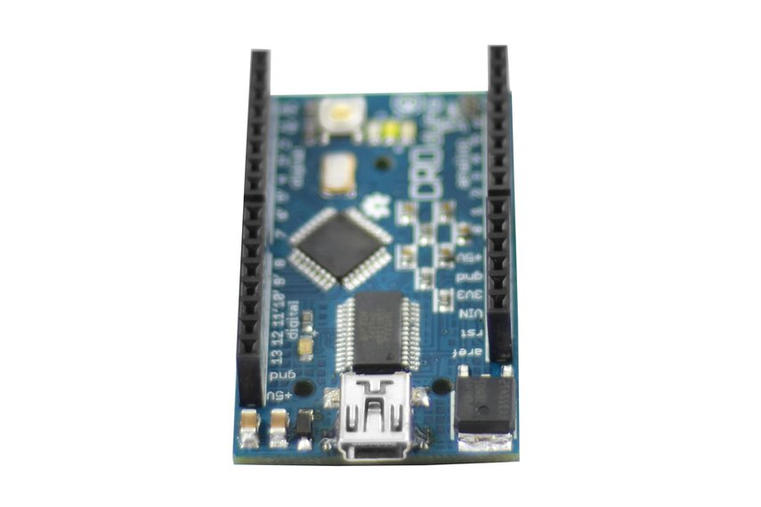 Croduino basic small arduino nano compatible board from