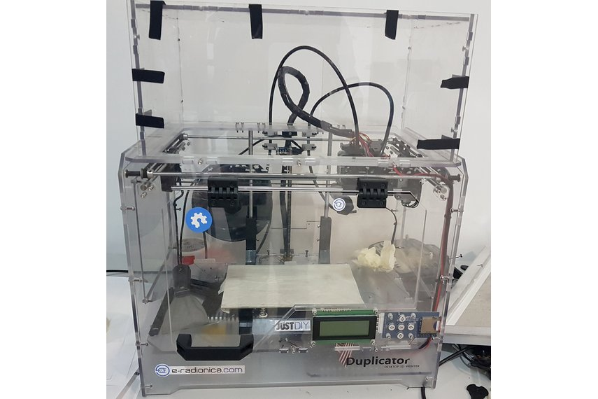 3D printer Wanhao Duplicator 4X - used