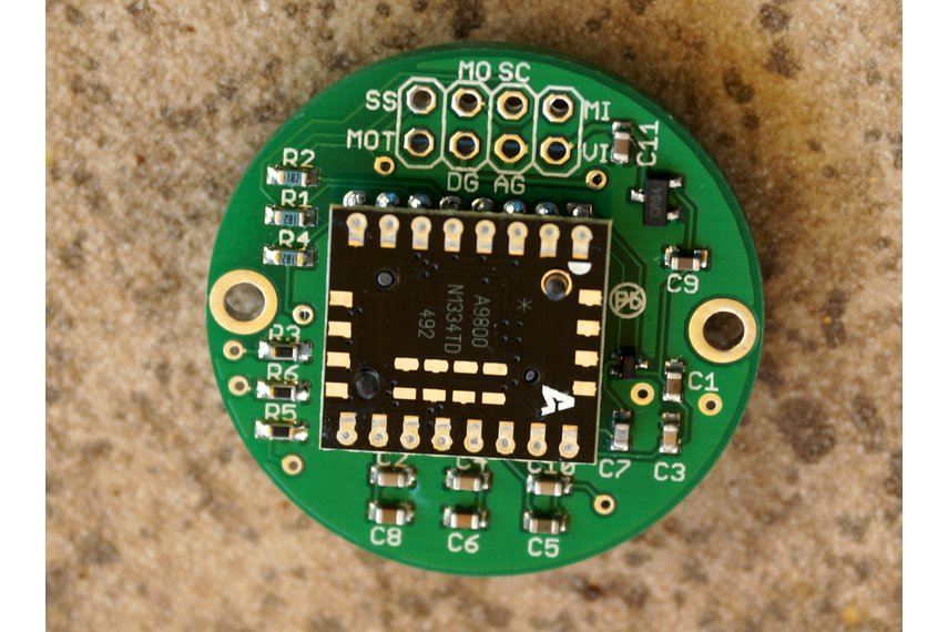ADNS-9800 Laser Motion Sensor