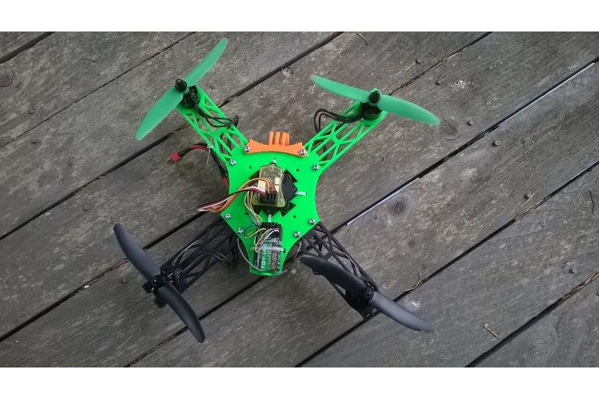 'Minim X'  Aerial Robotics Platform