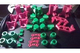 Mostly Printed CNC kit