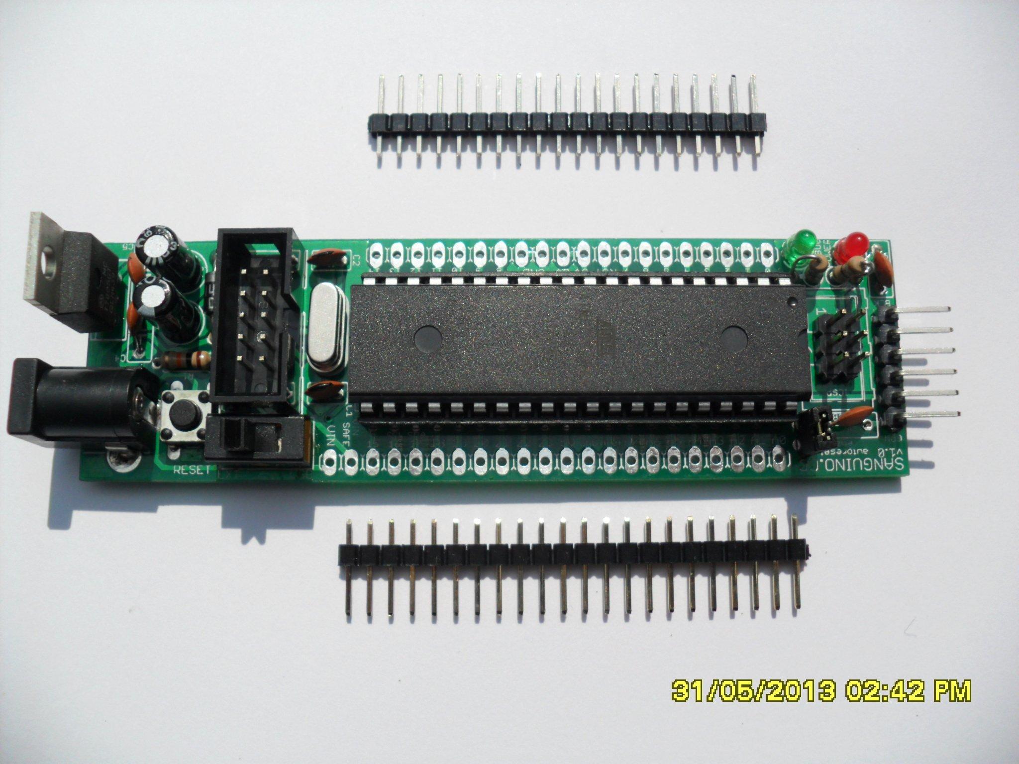 GitHub - Lauszus/Sanguino: Sanguino add-on for the Arduino