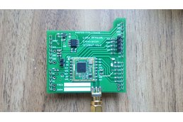LoRa Arduino Nucleo Shield with Antenna