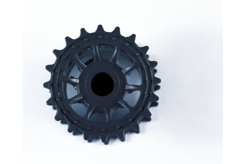 plastic driving wheel for Tank chassis