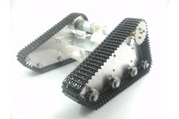 TK-100 tracked vehicle / tank chassis