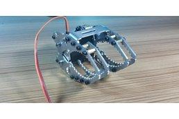 Full Metal Robotic Arm Gripper