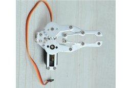1 DOF Aluminium Robot Arm Clamp paw