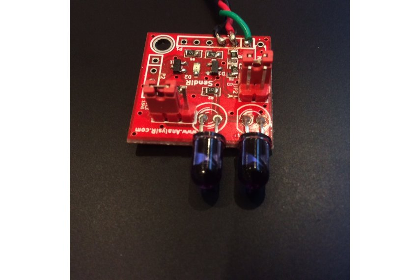 SendIR, advanced Infrared emitter module