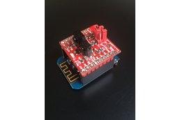 ESP8266/ESP32 TRx, advanced infrared module