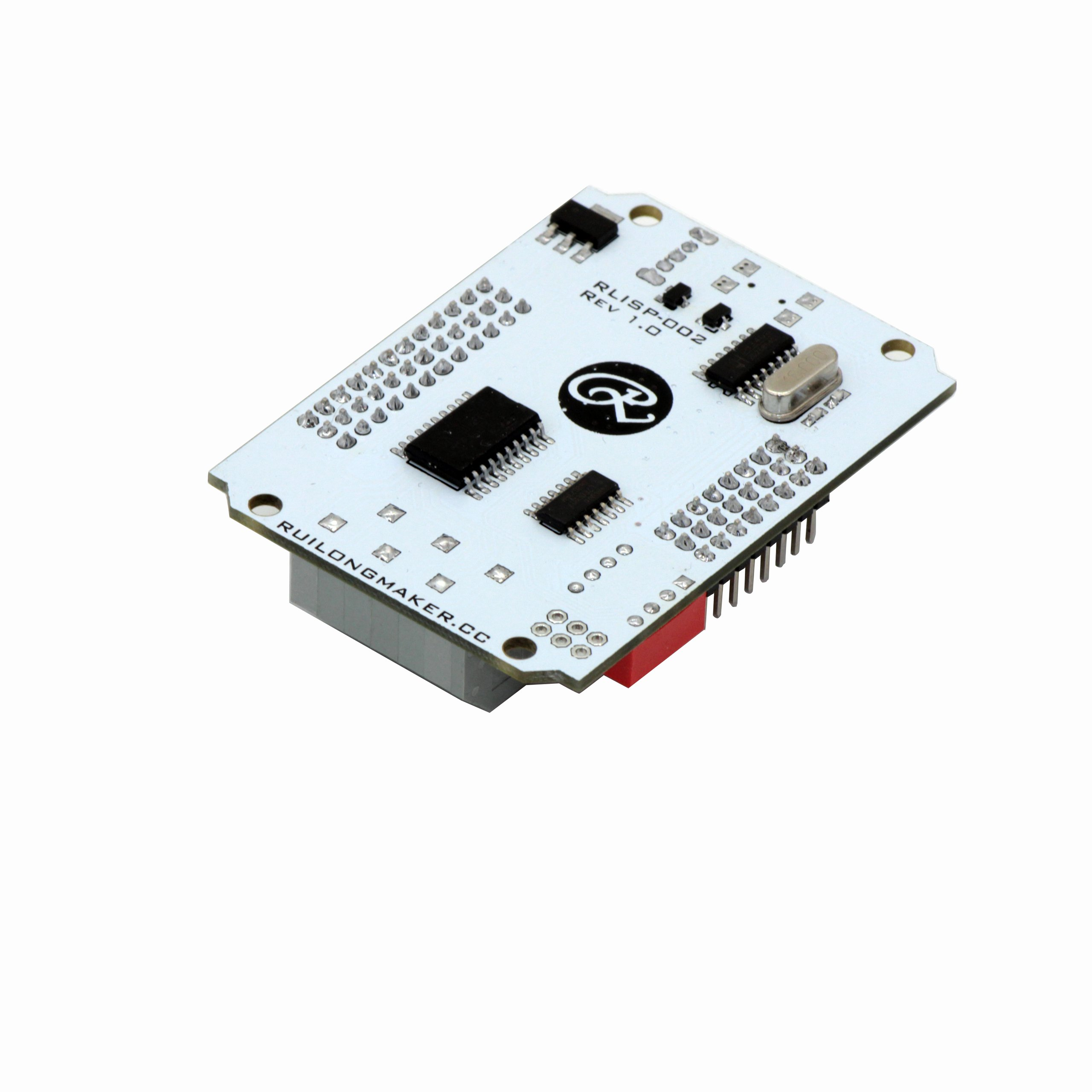 Nano robot controller for arduino from ruilongmaker on tindie