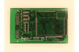 Rabbit ECU V1.1 Populated PCB Kit