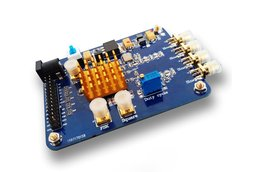 High-speed AD9854 DDS signal generator module