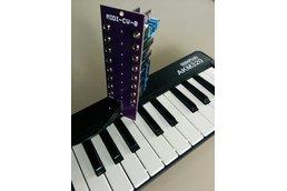 MIDI-USB Keyboard Controller (Eurorack PCB Set)