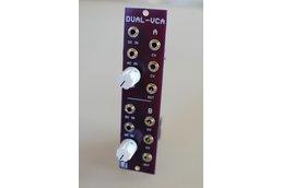 Dual VCA (Eurorack)