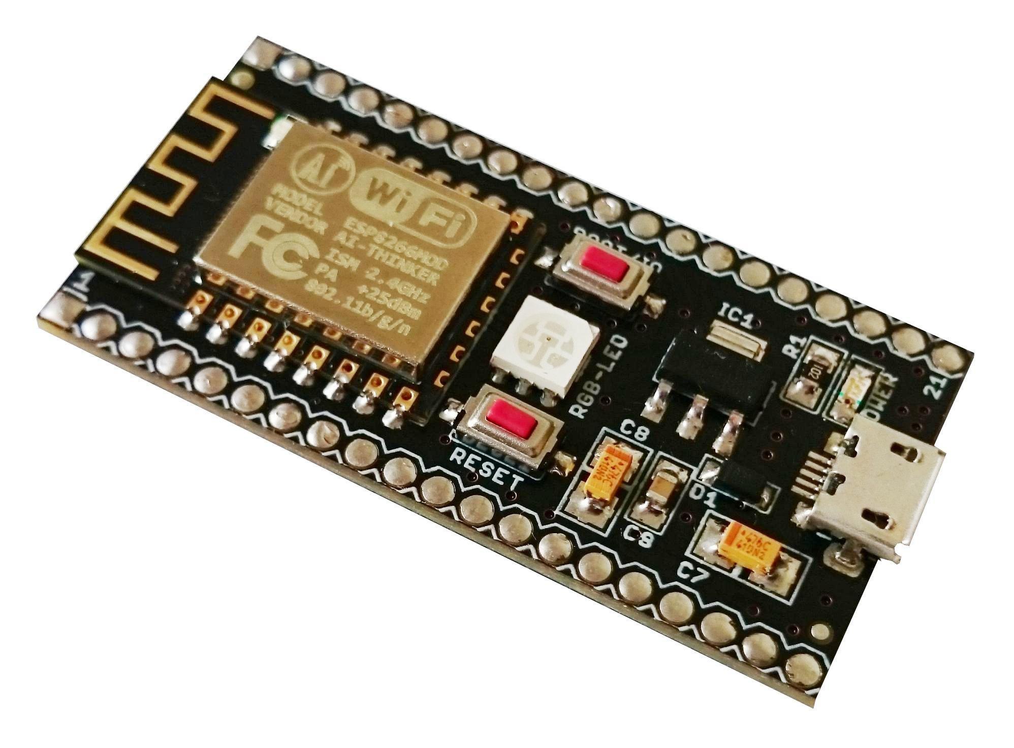 Esp8266 Based Smartwifi Development Module From Knewron On