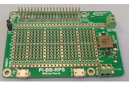 Pi-BB-RPS Redundant Power Supply for Raspberry Pi